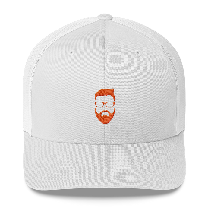 Fear The Beard Mesh Back