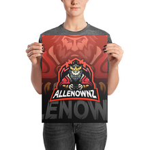 Allenownz Luster Posters