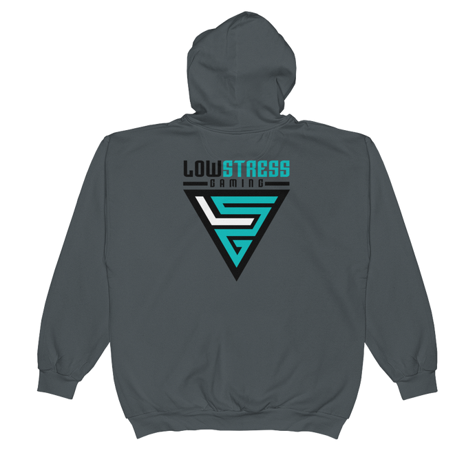 Low Stress Gaming Zip Hoodie