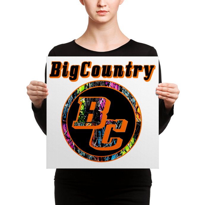 BigCountry Canvases