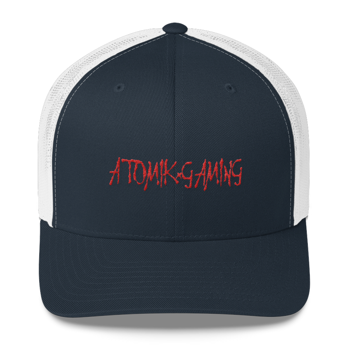 ATOMIKxGAMING Mesh Back