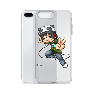DjSuperPanda iPhone Case
