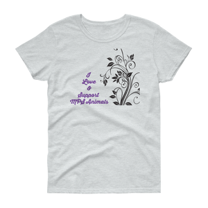 MPS Army Foundation Ladies' T-shirt
