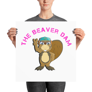 The Beaver Dam Luster Posters