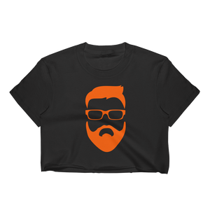 Fear The Beard Crop-top