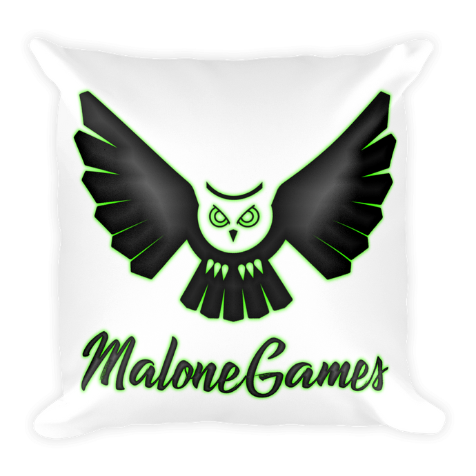 MaloneGames Pillow