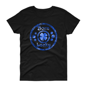 BornLucky Ladies' T-shirt