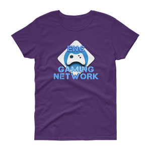 ENC Gaming Network Ladies' T-shirt