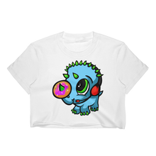 Anomnomasaur Crop-top