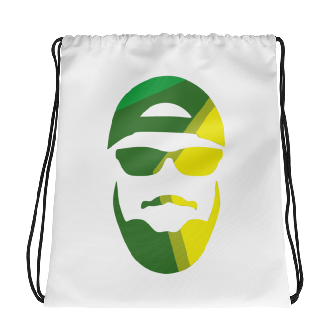 BeardedBreezy Drawstring Backpack