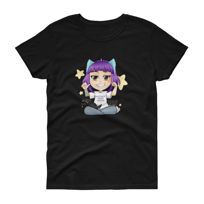 BB_NotYourWaifu Ladies' T-shirt