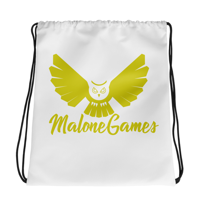 MaloneGames Drawstring Backpack