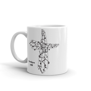 Worship on a Hill Mug