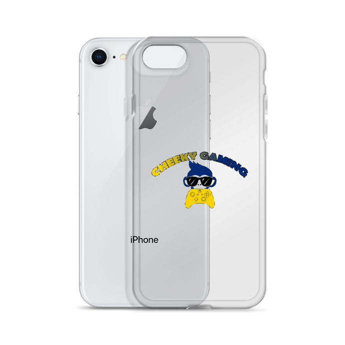 CheekyGaming iPhone Cases