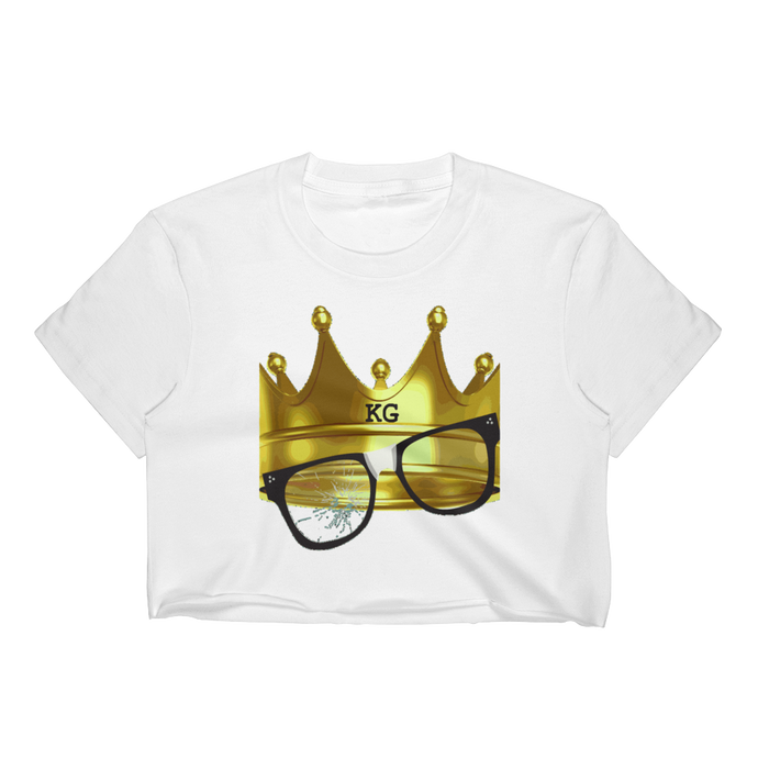 KingGeekly Crop-top