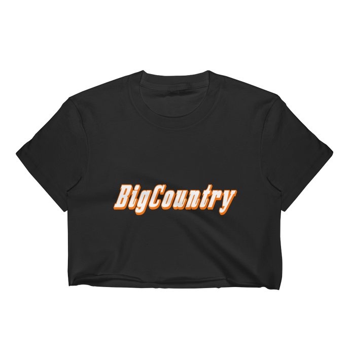 BigCountry Crop-top