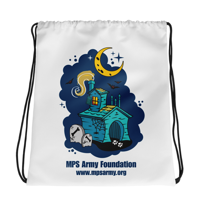 MPS Army Foundation Drawstring Backpack