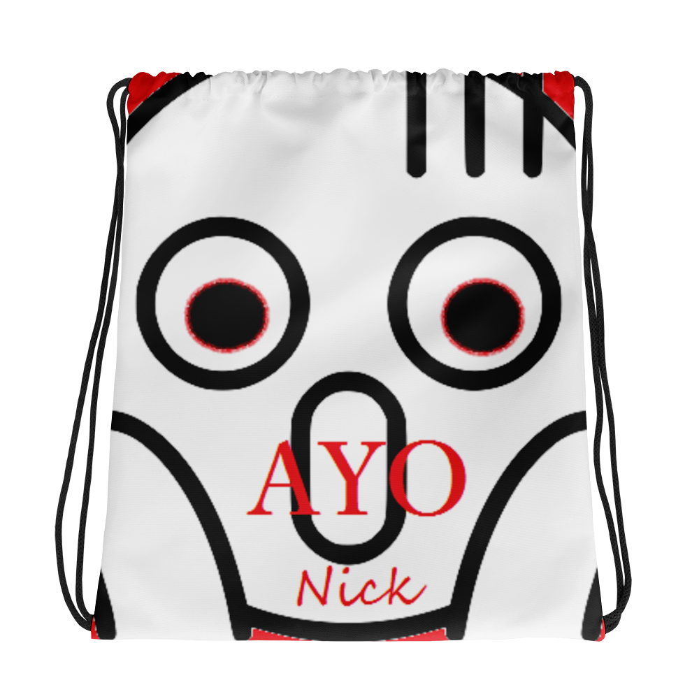 AyoNick Drawstring Backpack