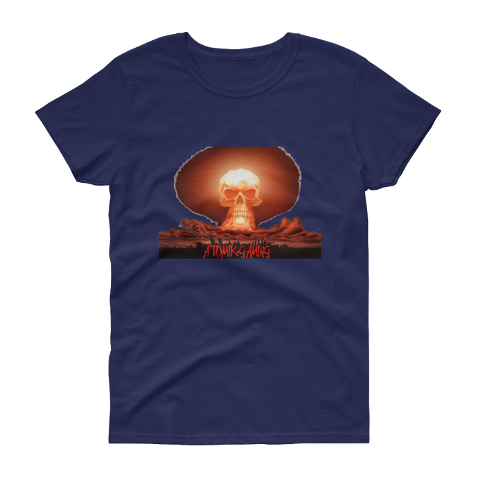 ATOMIKxGAMING Ladies' T-shirt