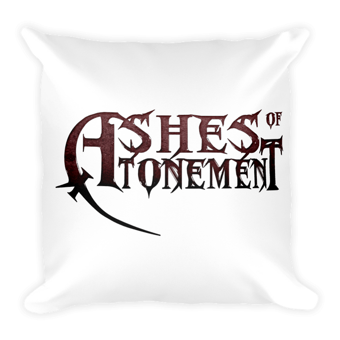Ashes of Atonement Pillow