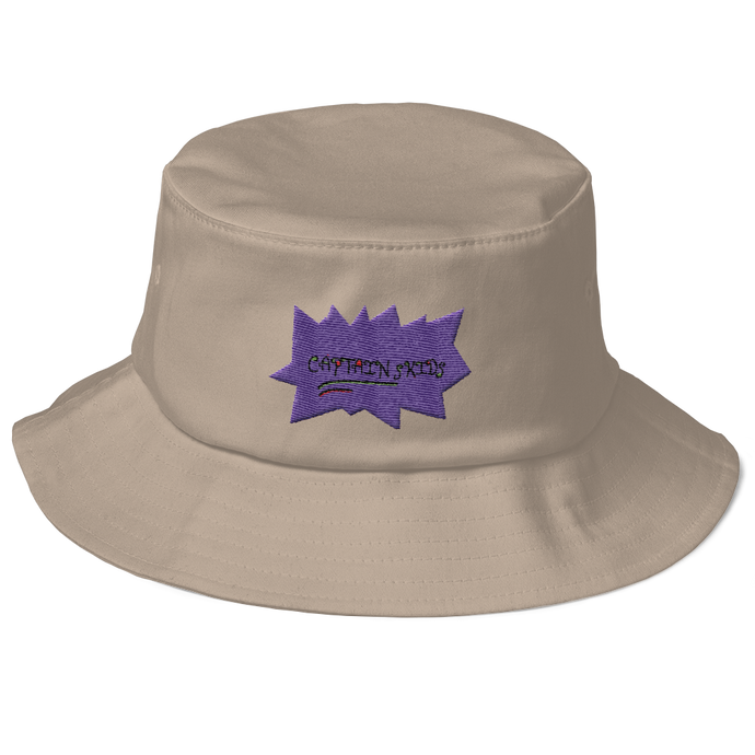 Captain Skids Bucket Hat
