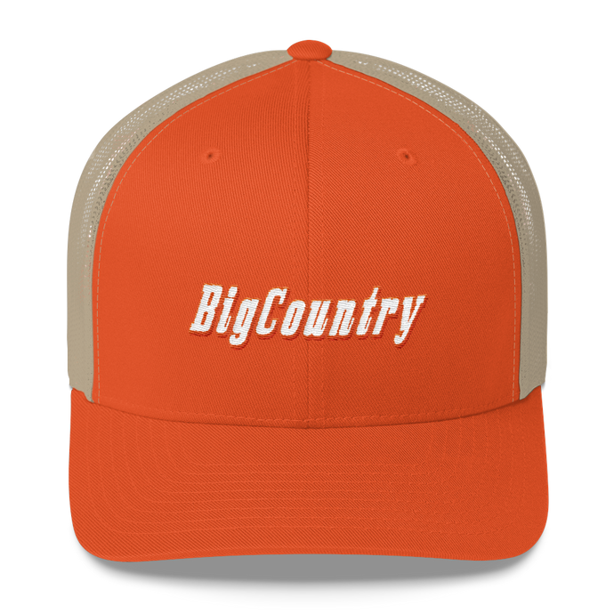 BigCountry Mesh Back