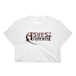 Ashes of Atonement Crop-top