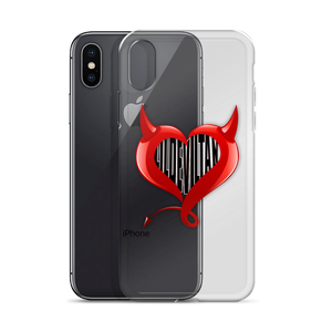 LilDevilTan iPhone Cases
