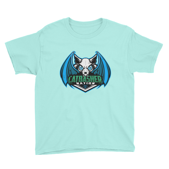 CatBasherNation Kid T-Shirt