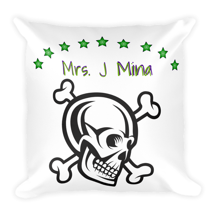 Mrs_J_Mina Pillow