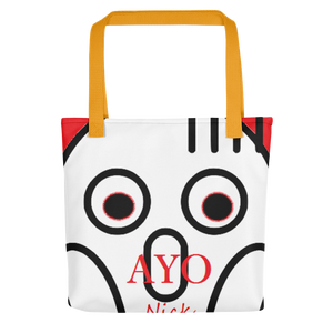 AyoNick Tote