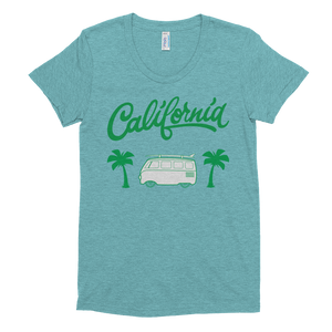 CaliBorn Ladies' T-shirt