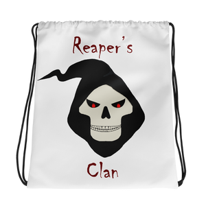BaneOfTheReaper Drawstring Backpack