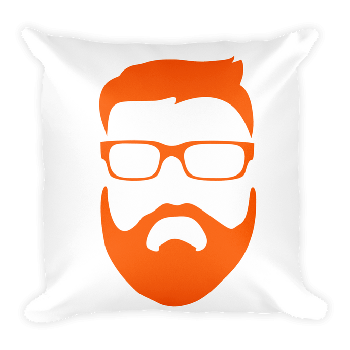 Fear The Beard Pillow