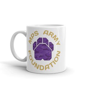MPS Army Foundation Mug