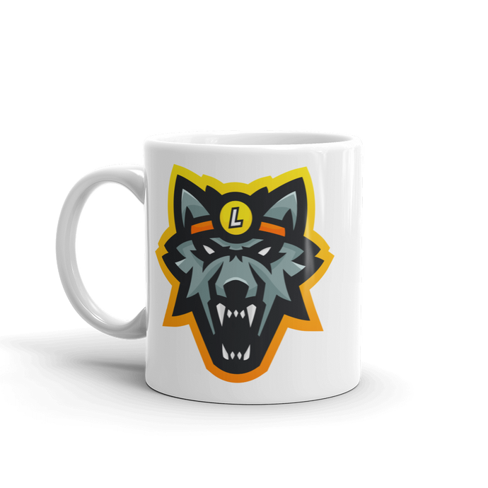 Lupo2theRescue Mug