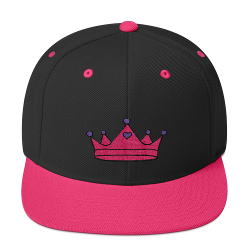 PatchworkPrincess Snapback