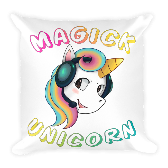 MagickUnicorn Pillow