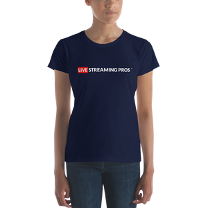 Women's Live Streaming Pros T-Shirt