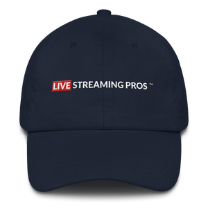 Live Streaming Pros Dad hat