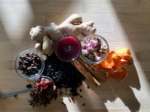 How to Make A Natural, Yet Potent, Remedy for Mild Colds and Flu