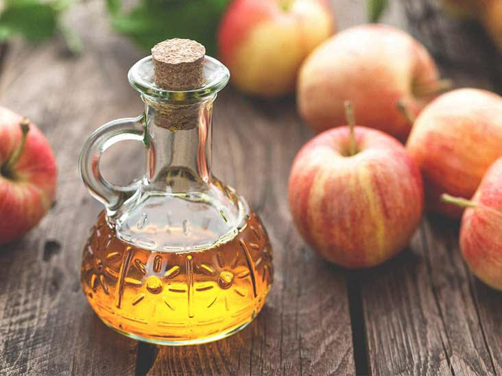 Dangers of using Apple Cider Vinegar Topically