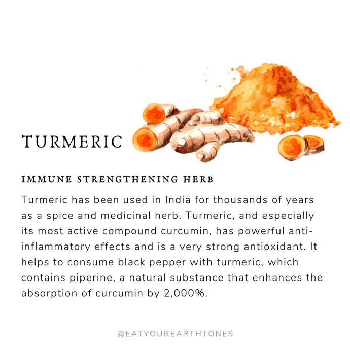 Accessible Immune Strengthening Herbs