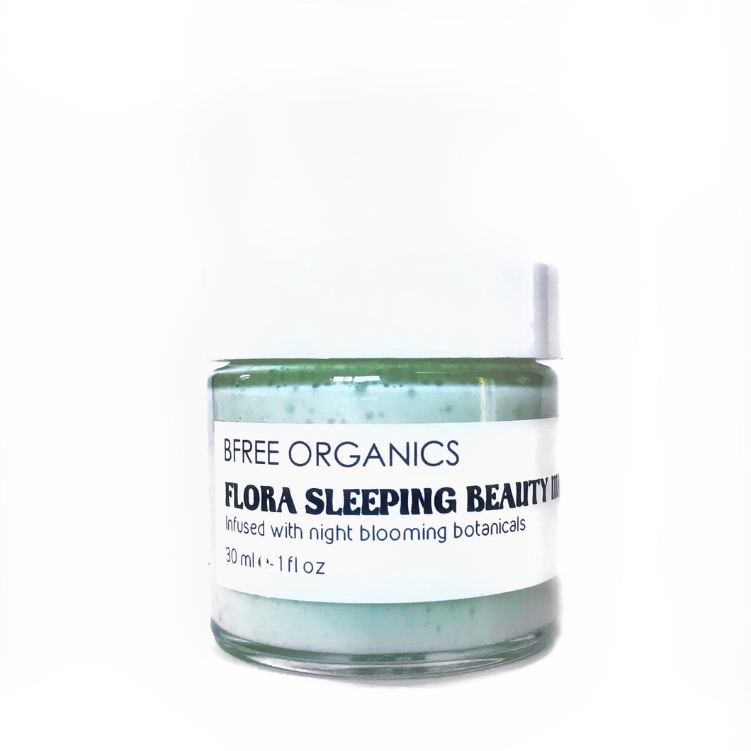 Flora Sleeping Beauty Mask