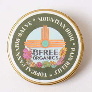 Mountain High Topical Healing Salve