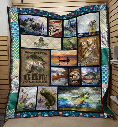 Fishing Lovers  Blanket, Fisherman's Blanket , Born To Fishing Blanket,  Fishing Gifts Blanket NS1 - Mermaid Freak