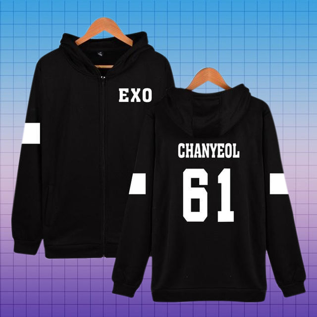 EXO Hoodies Unisex - Mermaid Freak