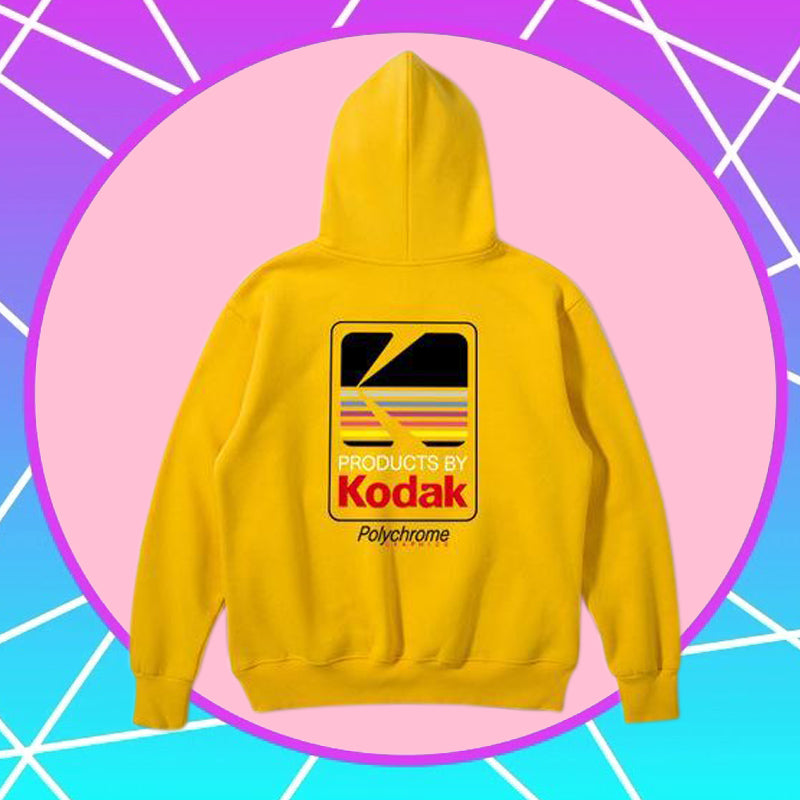 Kodak Hiphop Aesthetic Unisex Hoodie - Mermaid Freak