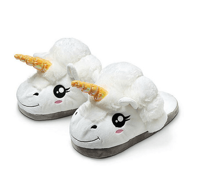 Unicorn Pelush Slipper - Mermaid Freak
