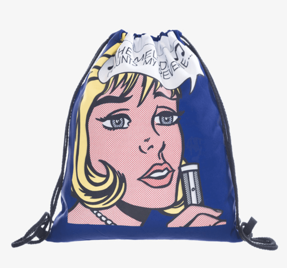 Tumblr Sad Girl Bag - Mermaid Freak